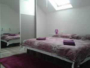 Apartman 2 spálňa