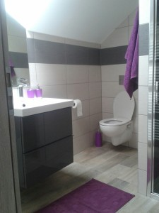 Apartman 2 kúpeľňa