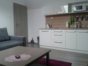 Apartman 2 kuchyňa
