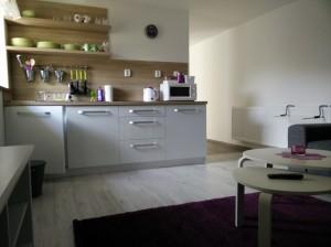 Apartmán 3 obývačka
