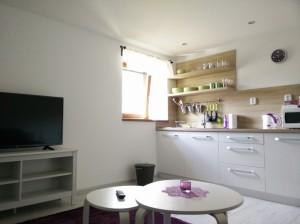 Apartman 3 kuchyňa