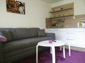 Apartman 1 kuchyňa